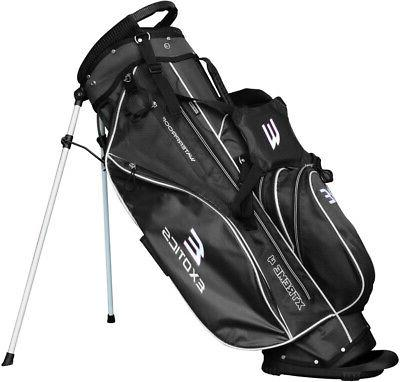 exotics xtreme 4 golf stand bag choose