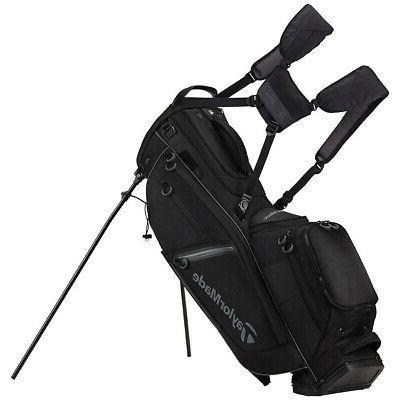 flextech crossover golf stand bag black 2017