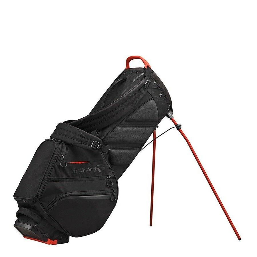 Golf Bag Blood -