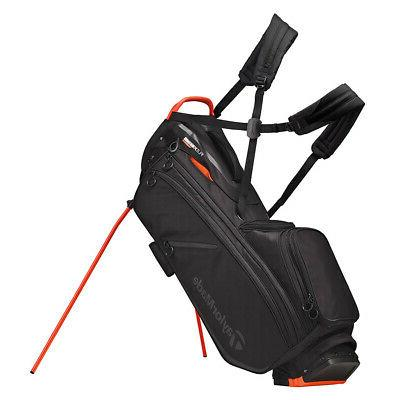 2019 TaylorMade Flextech Crossover Golf Stand Bag Black/Bloo