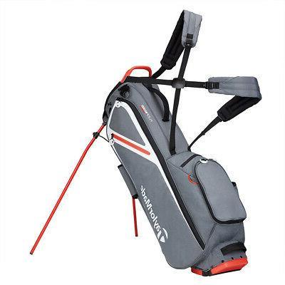 TaylorMade FlexTech Lite Yarn Dye Stand Golf Bag 2020 - Grey