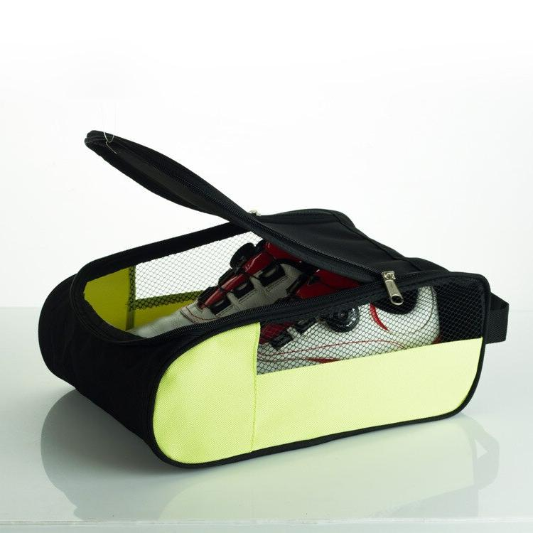 <font><b>Golf</b></font> Shoes Sports Case <font><b>Golf</b></font> Shoe <font><b>Bag</b></font> Zippered Shoe Carrier <font><b>Bags</b></font>