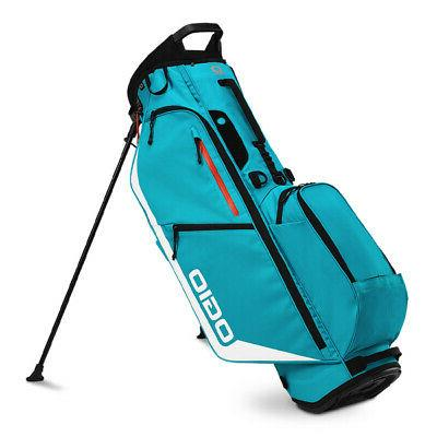Ogio Fuse 4 Stand Golf Bag New 2020 - Turquoise