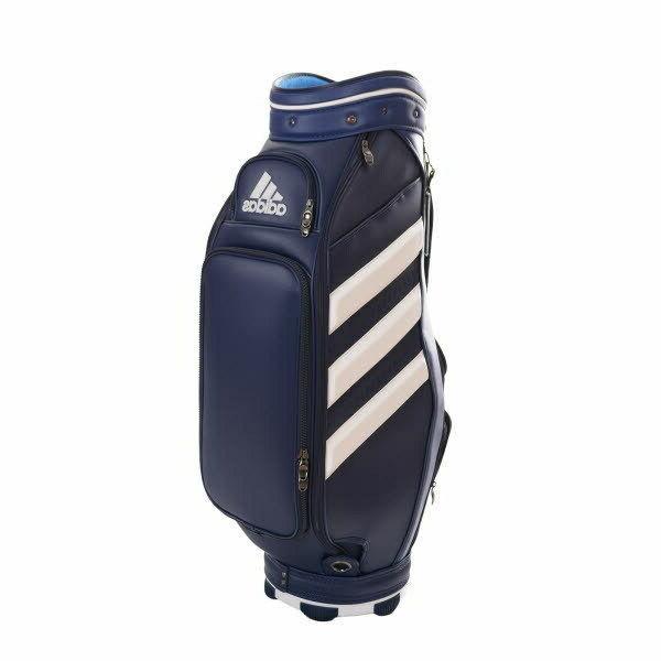 adidas García Tour Caddie Golf Club Navy 6-Divider 9 CK1164