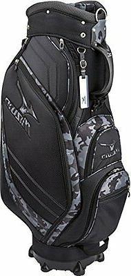 genuine golf caddie bag stand lightstyle st