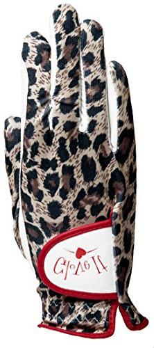 Glove It Women's Leopard Golf Glove