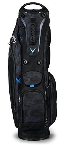 casual shoes detailed images big sale Callaway Golf 2018 Fusion Stand Bag, Camo