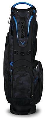 Callaway Golf 2018 Hyper Lite 3 Stand Bag ,Camo, Double Stra