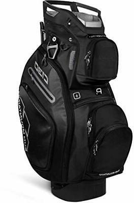 Sun Mountain Golf 2019 C-130 Cart Bag BLACK