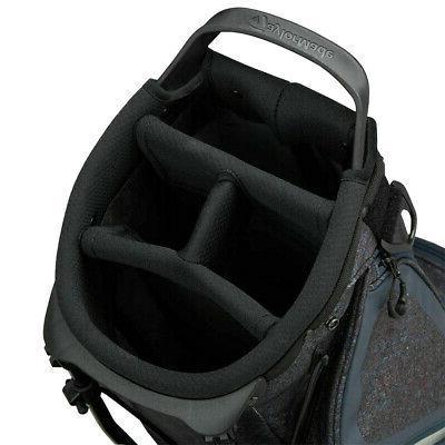 TaylorMade Golf 2019 FlexTech Lite Lifestyle Stand Bag Tweed