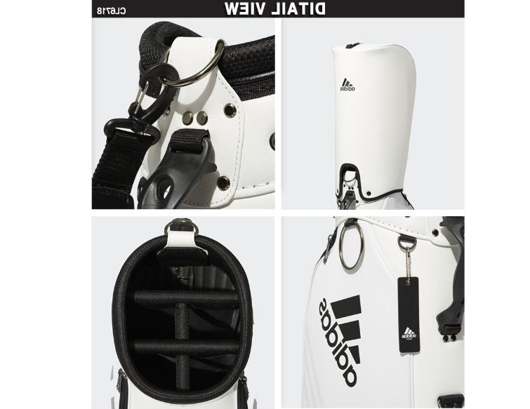 Adidas Golf Men's Caddie CL6718 5Way 37x88x21 cm 4.5lbs