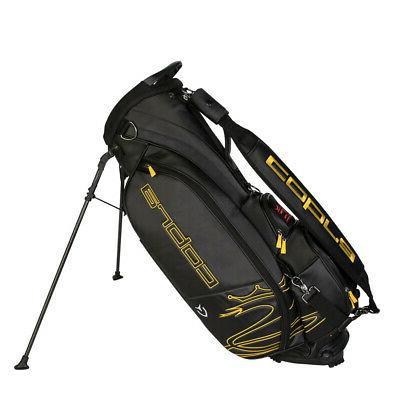 golf 2019 tour crown stand bag black