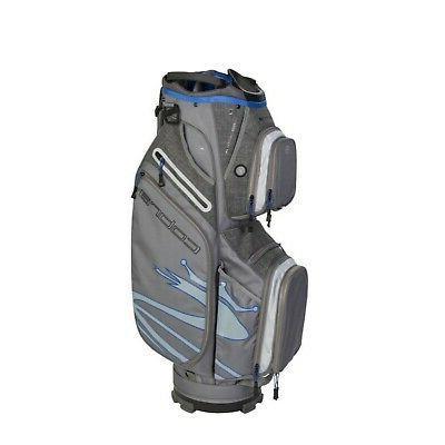 golf 2019 ultralight cart bag quiet shade