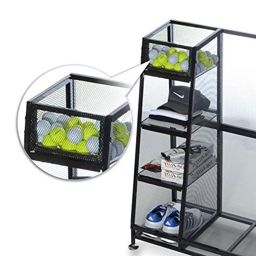 Milliard Extra Large Fit 2 and Equipment and This Handy Rack