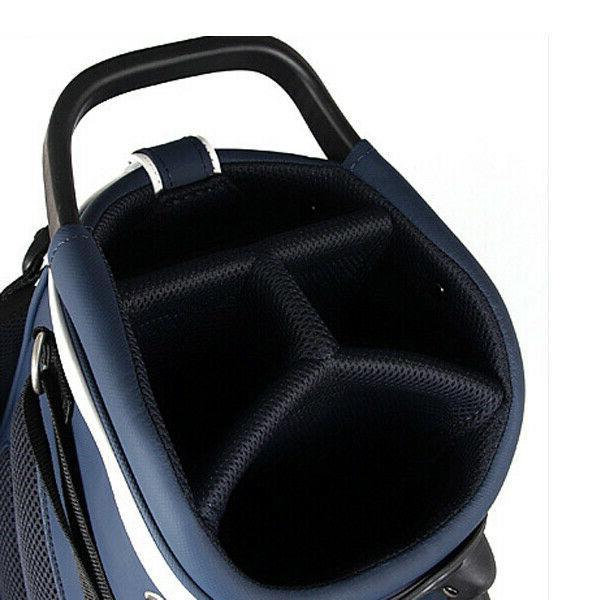adidas Golf Bag Caddie Navy 8.5 CK7275