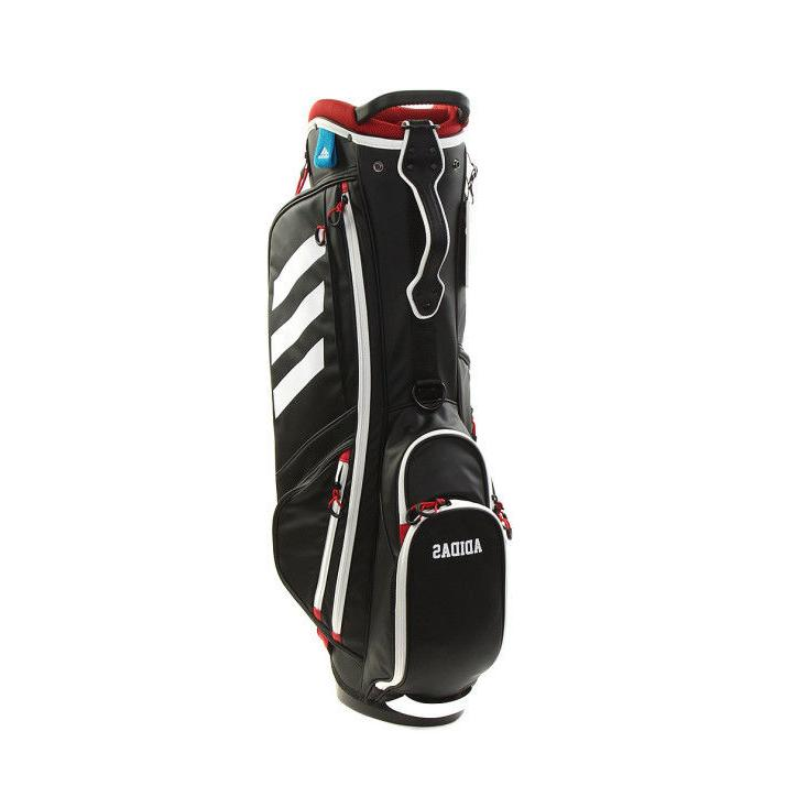 golf adicross stand caddie bag club bag