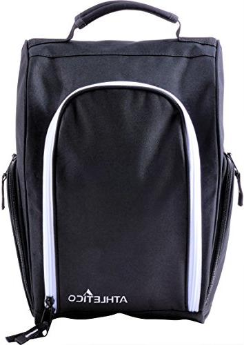 Athletico Bag - Zippered Bags Outside Tees, etc. Storage