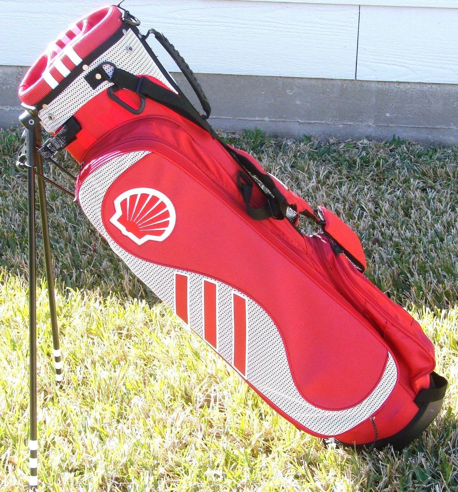 golf bag lightweight adj stand lg shell