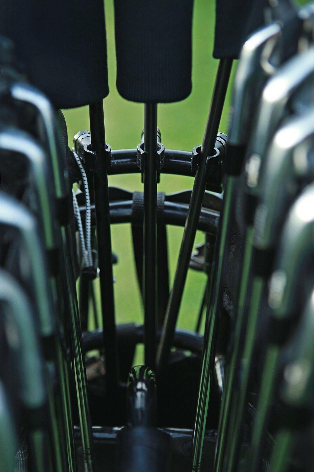 NEVR LOOZ Golf Secure, your your game