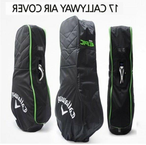 golf bag travel cover flight cover case