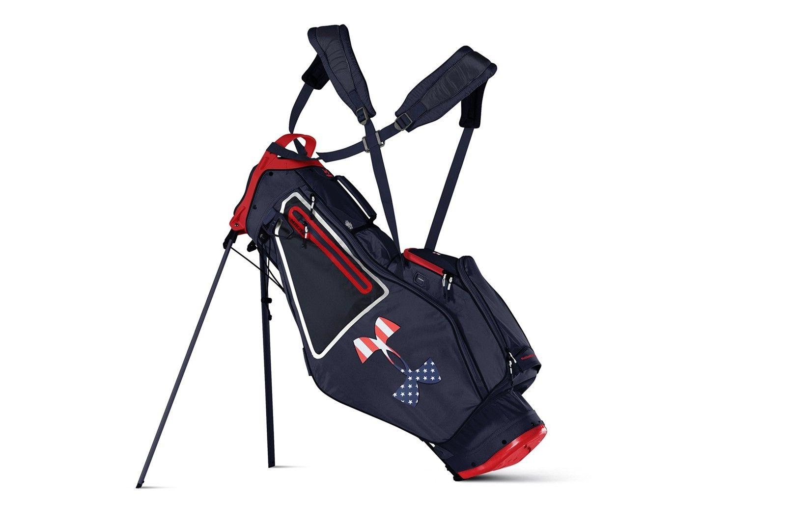 Golf Bag with Stand Club Organizer Men Women Under Armour Ul