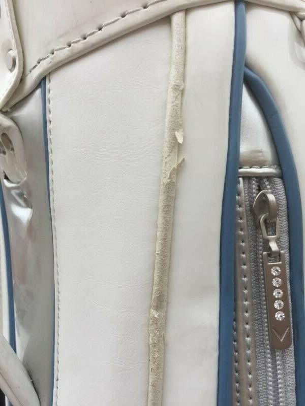 Callaway Golf Bag Womens Collection White/Blue PLEASE SEE PICS