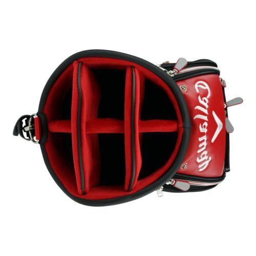 Callaway Golf Staff Bag Red/White/Black