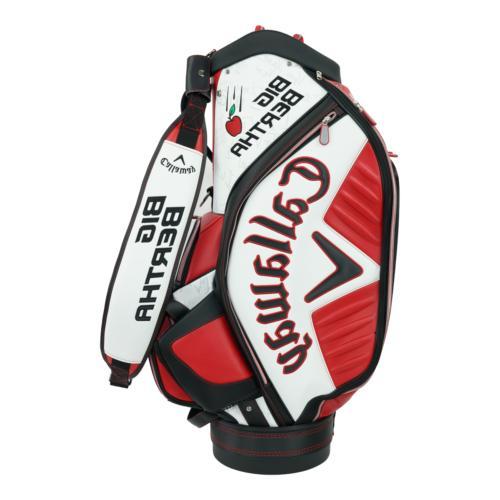 golf big bertha staff bag 9 5