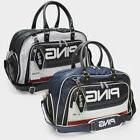 PING Golf Boston Bag Navy Khaki Sporty LF Carry with shoulde