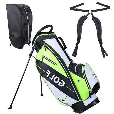 golf carry cart bag 14 way organizer