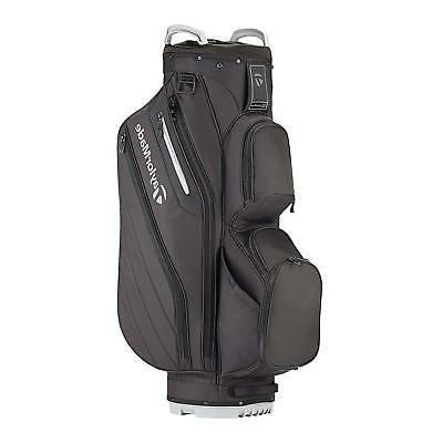 TaylorMade Golf Cart Lite Bag 2018 - Black *NEW*