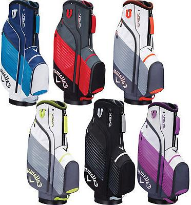 Callaway Cart Bag Lightweight New a