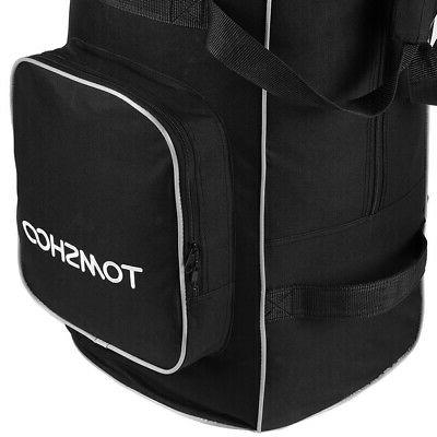 Golf Bag Cover Heavy Protector Carry Case Wheels
