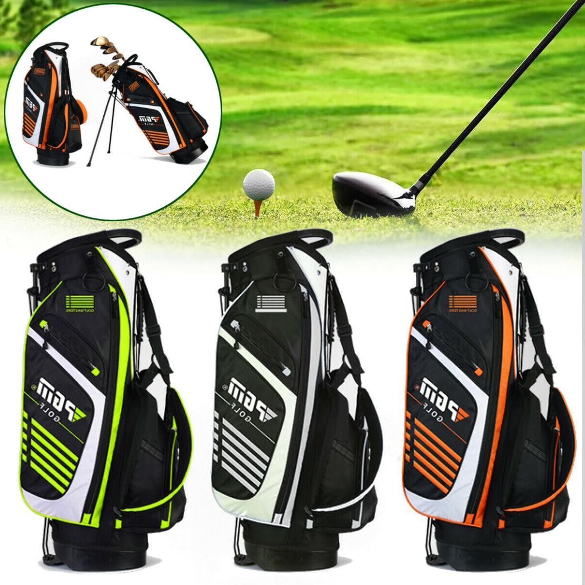 golf club stand bag outdoor sport golf