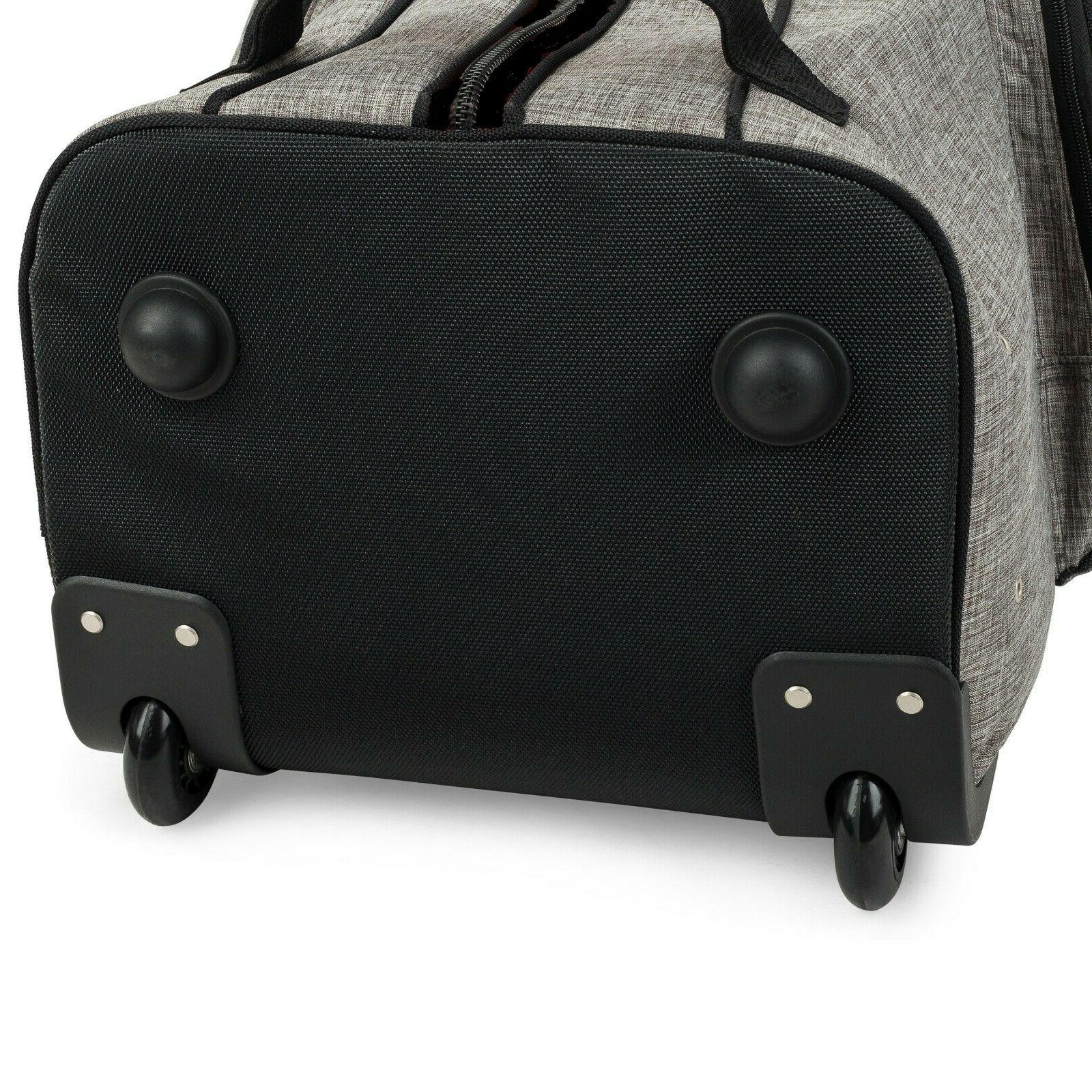Founders Golf Travel Bag Luggage ABS Hard