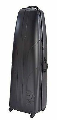 golf clubs hard sided travel cover case