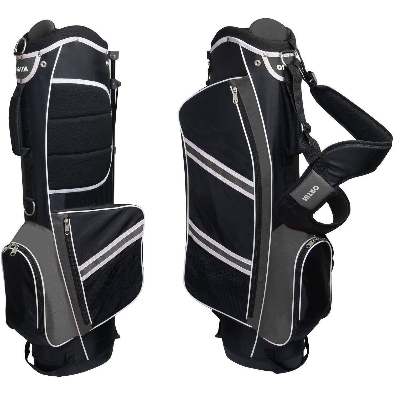 golf clubs lightweight travel stand bag carry