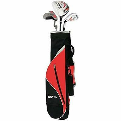 golf complete sets set blaster youth 6piece
