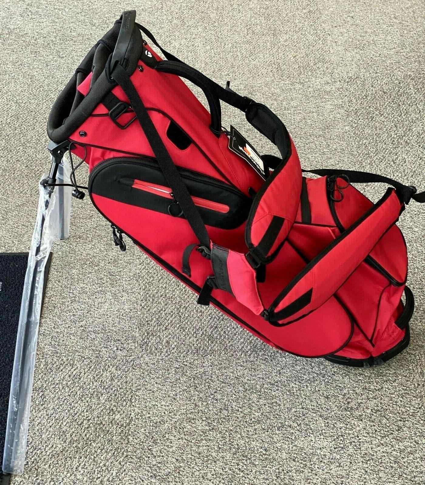 golf custom flextech lite stand golf bag