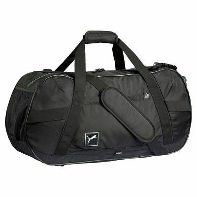 PUMA GOLF DUFFLE BAG MEN -BLACK-07399501- NEW 2017