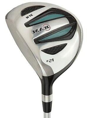 Ram Golf Petite Golf with Stand Bag ALL Graphite Shafts