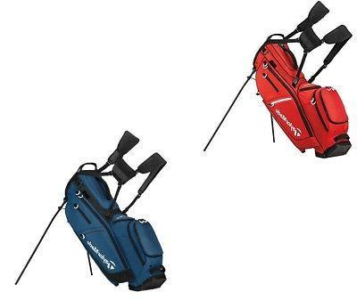 golf flextech crossover stand bag mens new