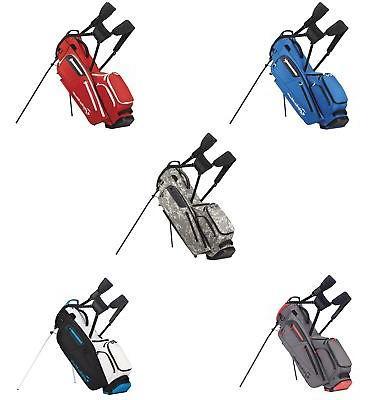 golf flextech stand bag mens new