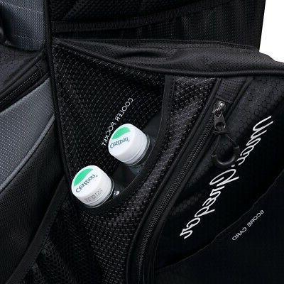 MacGregor Golf / Golf Bag with Way Black
