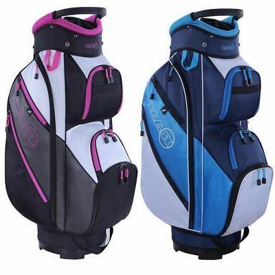 golf lightweight ladies cart bag with 14