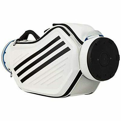 adidas Golf Men's Caddy 47 inch White Blue