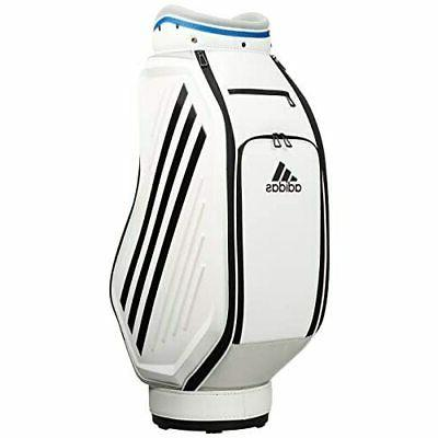 adidas Caddy Bag 9.5 x 47 inch 3.9kg Blue GUW08