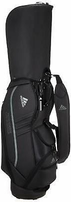 ADIDAS Golf Men's Mat Polyurethane Caddy Bag 9.5 x 47 inch 2