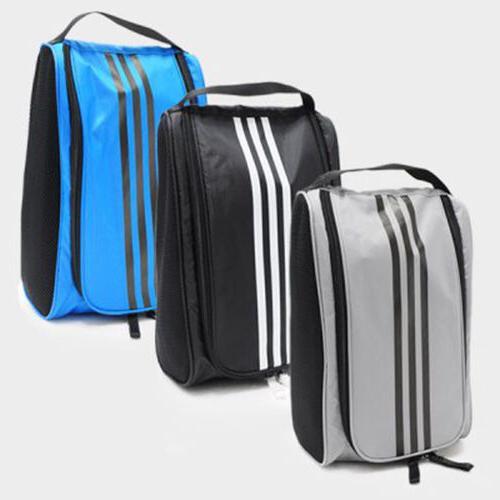 adidas Golf Pouch 3 Strips Shoes Bag Soccer/Football/Gym 100