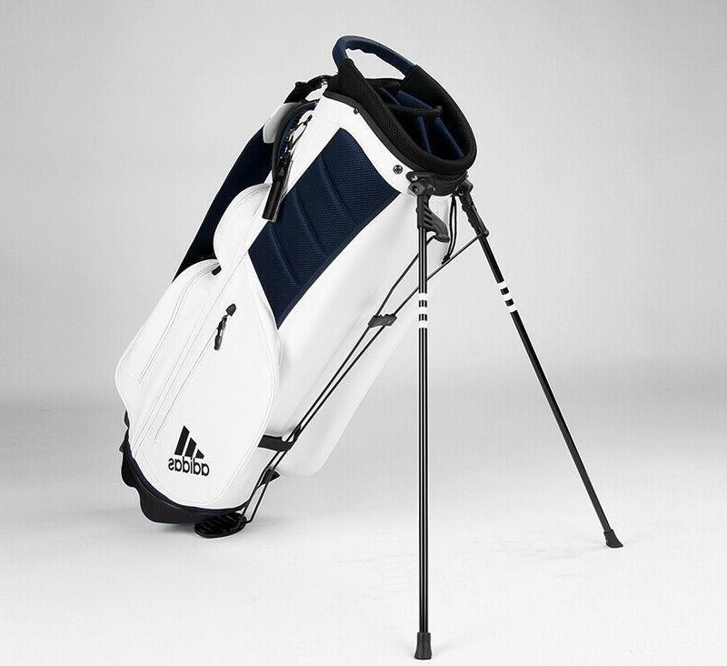 Bag Golf White 7-Divider A92286